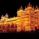 Palatul Mysore, India