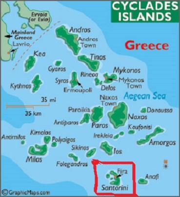Insula Santorini Locul In Care Te Reindragostesti