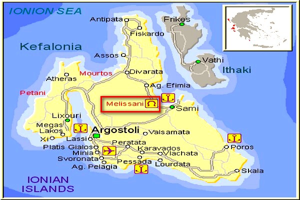 Insula Kefalonia