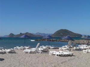 turgutreis-beach