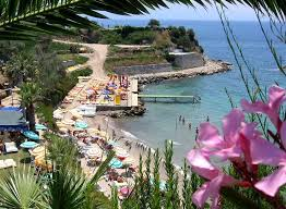 Green beach Kusadasi