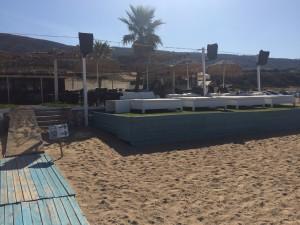 Beach Bar Falassarna insula Cretaa