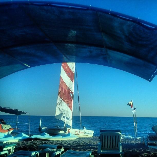 Belek plaja