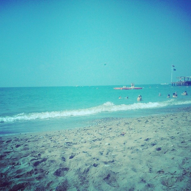 Antalya plaja